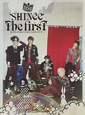 New Shinee THE FIRST Limited Edition CD DVD Photobooklet Japan F/S
