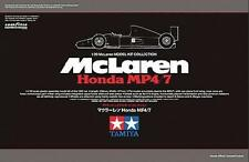 Tamiya 25171 1/20 Model Kit McLaren Honda MP4/7-A Formula One A.Senna/G.Berger