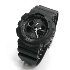 Casio G-Shock GA-100-1A1 Negro Original Analogico Digital Reloj de Hombre 200M