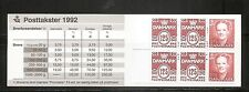 Denmark. SC # 891a Queem Margrethe II .Complete Booklet .MNH