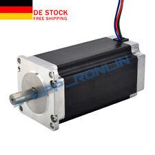 Schrittmotor Nema 23 Stepper Motor 3Nm(425oz.in) 4.2A 113mm Länge 10mm Shaft CNC