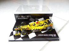 Jordan Mugen Honda 198 Damon Hill #9 Minichamps 1/43 1998 F1 Formule 1