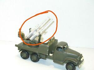 FJ, MITRAILLEUSE métal pour camion GMC ou JEEP militaire france jouet
