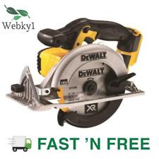 DeWALT 18V Li-Ion Cordless 165mm Circular Saw - Skin Only