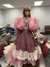 "Rustie Dolls Porcelain 42"""