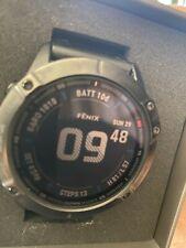 Garmin Fenix 6X Pro Premium Multisport GPS Watch - Black