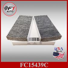 FC15439C(CARBON) 2PC/SET CABIN AIR FILTER for 2003-11 ELEMENT 2002-06 CR-V & RSX