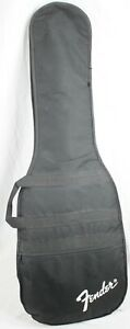 Fender Deluxe Electric Guitar (Strat, Tele) Padded Gig Bag - used  #R9019