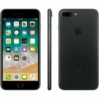 Apple iPhone 7 Plus 32GB Fully Unlocked (GSM+CDMA) Black BAD Home Button / Touch