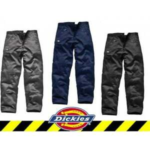 Multi Pockets Dickies WD814 Redhawk Super Action Cargo Combat Work Wear Trousers