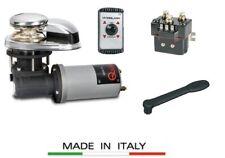 salpa ancora Quick CL1 500w 12v 6mm interruttore omaggio