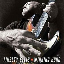 Tinsley Ellis - Winning Hand (NEW CD)
