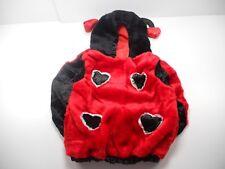 Ladybug Toddler Girl costume 12-24 months