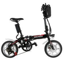 Electric Bike Moped Bicycle City E-Bike Disc Brake LED Display 36V 360W 8Ah