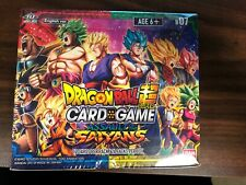 Dragon Ball Super DBS Assault of the Saiyans Booster Box SEALED!!