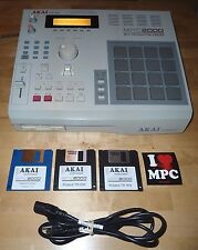 Akai MPC 2000 FULLY SERVICED 32MB RAM Drum Kits OS.V.1.72