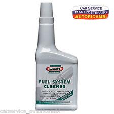FUEL SYSTEM CLEANER WYNN'S lubrifica il sistema di alimentazione benzina