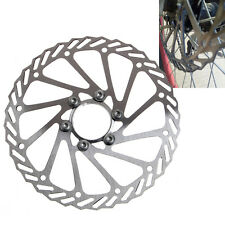 G3 Stainless Steel MTB Mountain Bicycle Bike Disc Brake Rotor 160mm 6 Bolts New