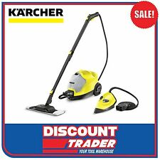 Karcher 2000 Watt Steam Cleaner - SC 4 + Iron Kit - 1.512-412.0
