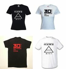 TEE SHIRT THIRTY SECONDS TO MARS Jared Leto 30