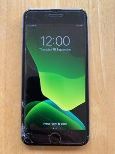 Apple iPhone 6s Plus 128GB Space Grey - broken screen, please see listing
