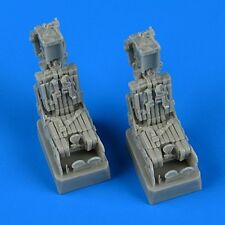 Quickboost 1/72 Grumman F-14A Tomcat Ejection Seats with Safety Belts # 72545