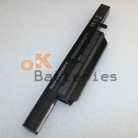 5200mAh W650BAT-6 Battery for Clevo 6-87-W650S-4D4A W650S W650SF W650SH W650SJ