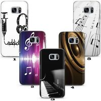 Classic Music Piano DJ Songs Phone Case Cover Galaxy S20 S10 S9 S8 S7 S6 Huawei