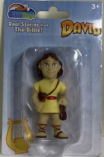 """Bible Toys """"David"""" figure Real Stories From The Bible New Factory Sealed"""