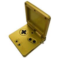 Konsolen Schutzgehäuse Hülle Set für GBA SP Game Boy Advance SP Zelda Triforce