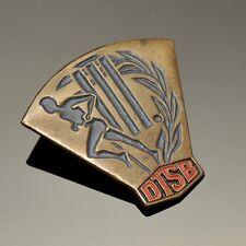 GERMANY DDR GYMNASTICS & SPORTS ASSOCIATION DTSB PIN BADGE