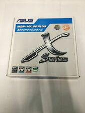 Asus M2N-MX SE PLUS  Motherboard Socket AM2+  (Without Accessories)