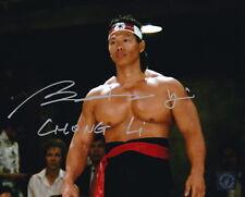 "Bolo Yeung ""Chong Li"" Autographed Bloodsport 8x10 Photo ASI Proof"