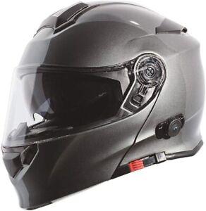 TORC T28 Motorcycle Helmet Built In Bluetooth Modular Flip Up XS - XXL DOT ECE