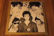 Plastics - Welcome Back (1981) (LP) (Island Records-203 435-320)