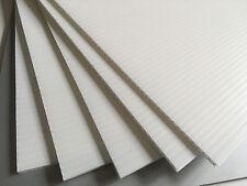 A4 White Correx Board x 5 4mm Thickness