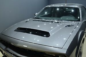 Hood © MAD MAX project for Dodge Challenger | SCL GLOBAL Concept™