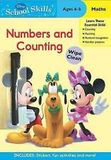 Disney Learning: School Skills - Mickey Mouse Club House Numbers And Counting (D