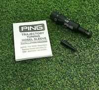 New Ping OEM .335 G410 Shaft Sleeve Adapter Kit + Epoxy Optional Free Shipping!