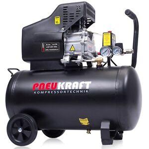 50 Litre Air Compressor Professional Compressor- 9.6CFM 2.5HP 50L