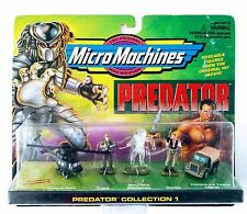 Vintage Galoob Micro Machines Predator Collection 1 #74848/Collector's item/NEW