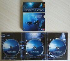 COFFRET 3 DVD TF1 VIDEO PLANETE OCEAN A LA DECOUVERTE DES MYSTERES DE L'OCEAN