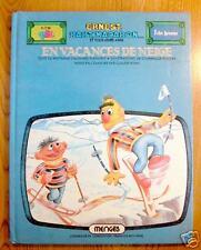 EN VACANCES DE NEIGE Muppets 1 rue Sésame Mengès 1978
