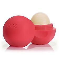 eos Organic 100 Natural Beeswax Smooth Lip Balm Sphere Summer Fruit