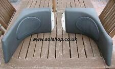 Honda CRX ESi VTi SiR rear Speaker Covers in Grey