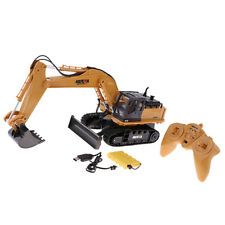 RC Excavator Tractor Toy Construction Vehicles 11 Channel Truck Kids Toys