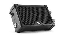 IK Multimedia iRig Nano Amp – Black Mini Guitar Amplifier