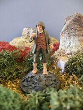 Herr der Ringe Sammelfiguren Nr.156 Bilbo  im Nebelgebirge