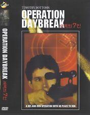 Operation: Daybreak (1975) Timothy Bottoms / Martin Shaw DVD NEW *FAST SHIPPING*