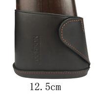 Tourbon Leather Slipon Recoil Pad Gun Buttstock Holder Cover Shoulder Protection